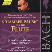 Edition Bachakademie Vol 121 - Chamber Music for the Flute