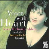 Terrie Richards Alden: Voice with Heart