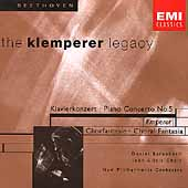 The Klemperer Legacy - Beethoven: Piano Concerto no 5, etc
