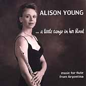 Alison Young - A Little Tango in her Blood