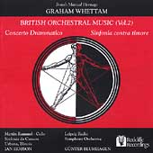 British Orchestral Music Vol 2 - Graham Whettam