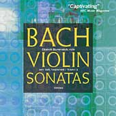 Classical Express - Bach: Violin Sonatas Vol 1 / Blumenstock