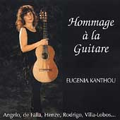 Hommage &#224; la Guitare - Angelo, Falla, Hanze, et al / Kanthou