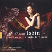 Sharon Isbin Plays Baroque Favorites for Guitar