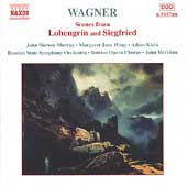 Wagner: Scenes from Lohengrin and Siegfried / McGlinn, et al