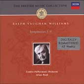 British Music Collection - Vaughan Willliams / Boult, LPO