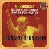 Expanded Edition - Mussorgsky: Pictures, etc / Bernstein