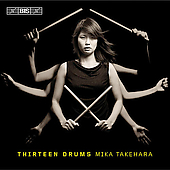 Thirteen Drums - Ishii, Miki, etc / Mika Takehara