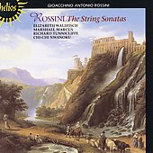 Rossini: The String Sonatas / Wallfisch, Marcus, et al