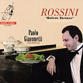 Rossini: Complete Works for Piano Vol 6 / Paolo Giacometti