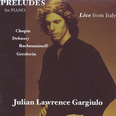 Preludes - Live from Italy