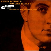 Kenny Burrell: On View at the Five Spot Cafe [Japan 2008]