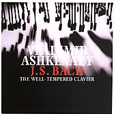 Bach: The Well-Tempered Clavier / Vladimir Ashkenazy