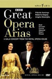 A Gala Concert from the Royal Opera House / Placido Domingo, Roberto Alagna, Angela Gheorghiu [DVD]
