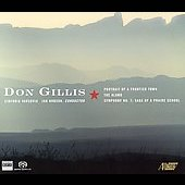 Don Gillis: Symphony no 7, etc / Hobson, Sinfonia Varsovia