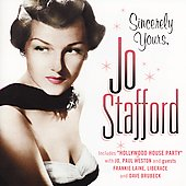 Jo Stafford: Sincerely Yours