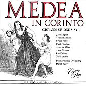 Mayr. Medea In Corinto. A.miles. R.giminez. J.eaglen. B.ford