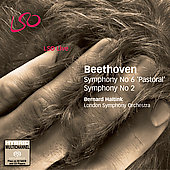 Beethoven: Symphony no 2 & 6 / Haitink, London SO