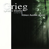Grieg: Lyrische St&uuml;cke / Haakon Austb&ouml;