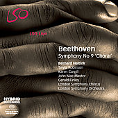 Beethoven: Symphony no 9 / Haitink, Robinson, etc