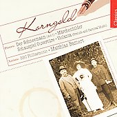 Korngold: M&auml;rchenbilder, etc / Bamert, et al