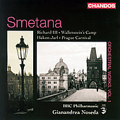 Smetana: Orchestral Works Vol 1 / Noseda, et al