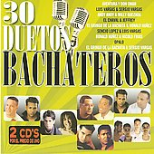 Various Artists: 30 Duetos Bachateros