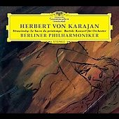 Stravinsky: Le sacre du printemps;  Bart&#243;k / Karajan, et al