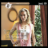Bach, Distler: Keyboard Concertos / Immerseel, Galowich