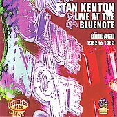 Stan Kenton: Live at the Bluenote