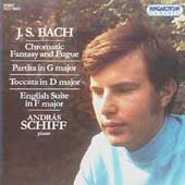 Bach: Chromatic Fantasy and Fugue, etc / Andr&aacute;s Schiff