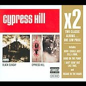 Cypress Hill: Black Sunday/Cypress Hill [Box] [PA]