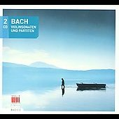 Bach: Sonatas & Partitas for Solo Violin / Karl Suske