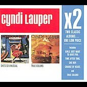 Cyndi Lauper: She's So Unusual/True Colours [Box]