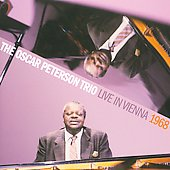 Oscar Peterson: Live in Vienna 1968