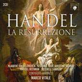 Handel: La Resurrezione / Vitale, Gether, True, Beekman, Sandler, et al
