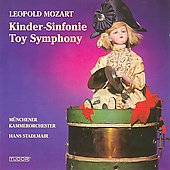 Leopold Mozart: Musical Sleighride, Sinfonia da Caccia, etc / Stadlmair, Munich CO