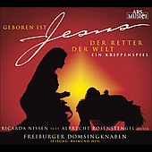 Jesus Is Born / Nissen, Rosenstengel