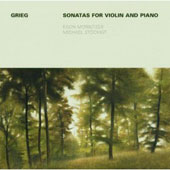 Grieg: Sonatas for Violin and Piano