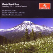 Charles Roland Berry: Symphony No. 3; Cello Concerto