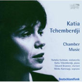 Katia Tchemberdji: Chamber Music
