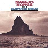 Various Artists: Navajo Songs from Canyon de Chelly