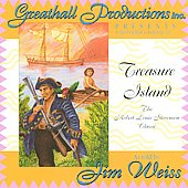 Jim Weiss: Treasure Island: The Robert Louis Stevenson Classic