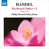 Handel: Keyboard Suites, Vol. 1