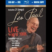 Les Paul: Live in New York [CD/DVD]
