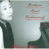 Beethoven, Ravel, Rachmaninov: Piano Works