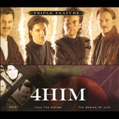 4Him: Triple Feature: 4Him/Face the Nation/The Basics of Life [Digipak] *
