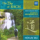 The Tao of Bach / Hekun Wu, cello