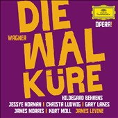 Wagner: Die Walkure / Gary Lakes, Kurt Moll, James Morris, Jessye Norman