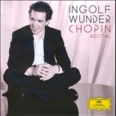 Chopin Recital / Ingolf Wunder, piano